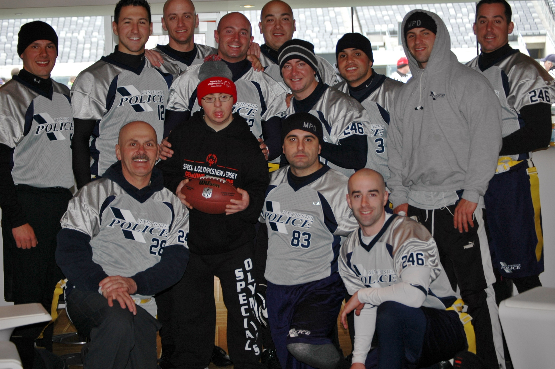 Community Event 4 Snow Bowl-Special Olympics of NJ fundraiser