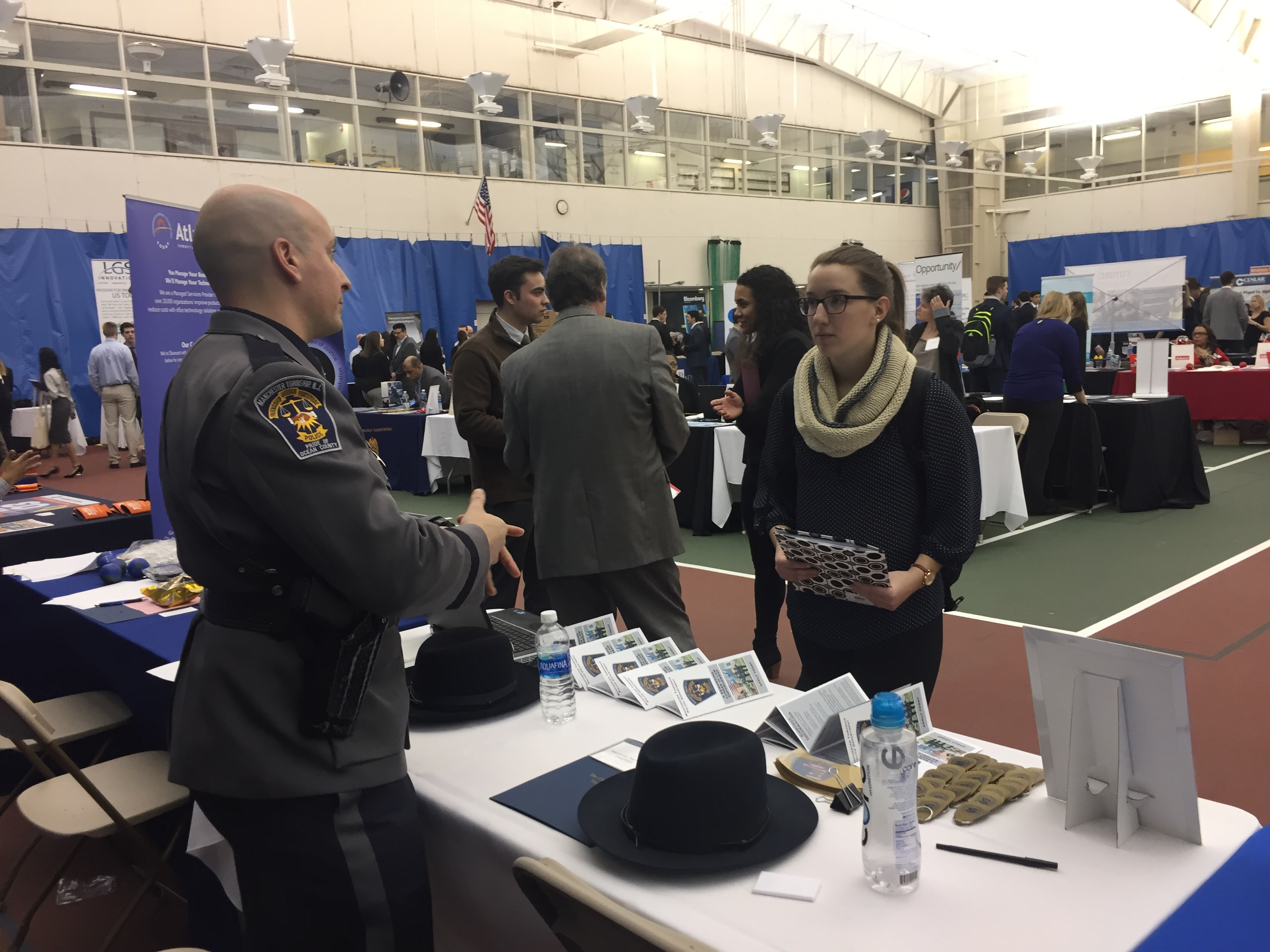 Recruitment 3 TCNJ Career Fair