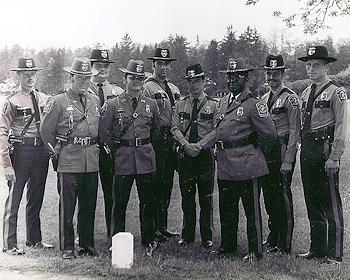 OCPA MPD Grads 1974