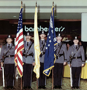 Honor Guard 1980's