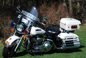 Manchester Police Motorcycle Unit