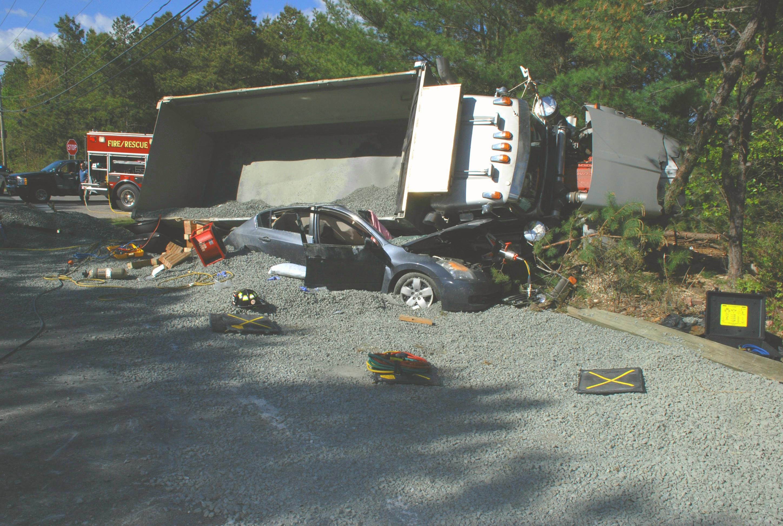 Car Crash Manchester Ct
