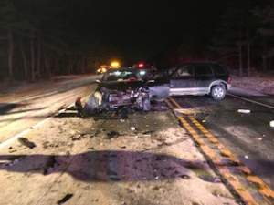 New years eve car crash temporarily closes route 70 manchester as a result route 70 was closed down in both directions between county route 539 and county route 530 in pemberton township sciox Choice Image