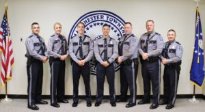 Two New Officers Take Oaths - Manchester Police Department